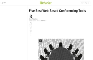 http://lifehacker.com/5556555/five-best-web+based-conferencing-tools