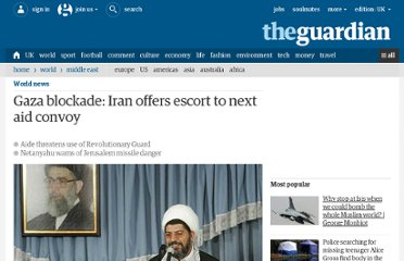 http://www.guardian.co.uk/world/2010/jun/06/gaza-blockade-iran-aid-convoy