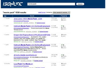 http://isohunt.com/lite/#q=movie+pack&s=seeds&p=2