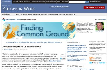 http://blogs.edweek.org/edweek/finding_common_ground/2012/08/are_schools_prepared_to_let_students_byod.html
