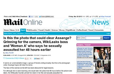 http://www.dailymail.co.uk/news/article-2193641/Julian-Assange-rape-claim-Is-photo-clear-him.html