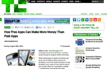 http://techcrunch.com/2012/08/26/how-free-apps-can-make-more-money-than-paid-apps/
