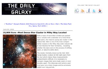 http://www.dailygalaxy.com/my_weblog/2010/06/10000-suns-most-dense-star-cluster-in-milky-way-located.html