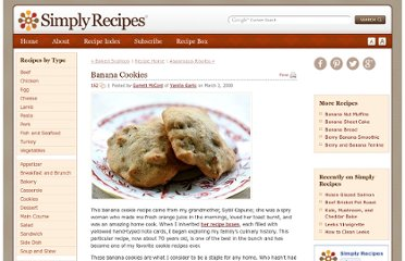 http://www.simplyrecipes.com/recipes/banana_cookies/