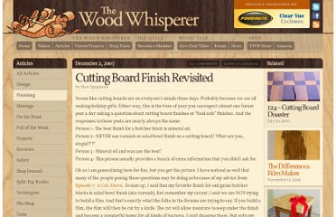 http://www.thewoodwhisperer.com/articles/cutting-board-finish/