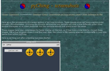 http://pyching.sourceforge.net/screenshots.html