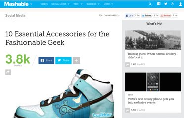 http://mashable.com/2010/06/07/geek-fashion/