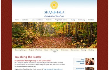http://www.shambhala.org/community/touching_earth/