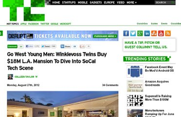 http://techcrunch.com/2012/08/27/winklevoss-twins-los-angeles-mansion/