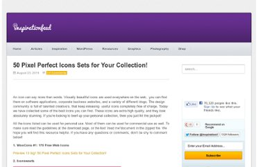 http://inspirationfeed.com/freebies/50-pixel-perfect-icons-sets-for-your-collection/