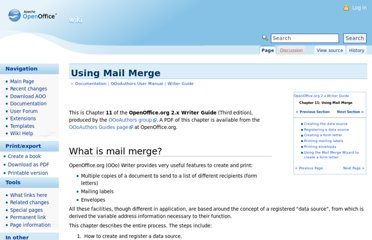 http://wiki.openoffice.org/wiki/Documentation/OOoAuthors_User_Manual/Writer_Guide/Using_Mail_Merge