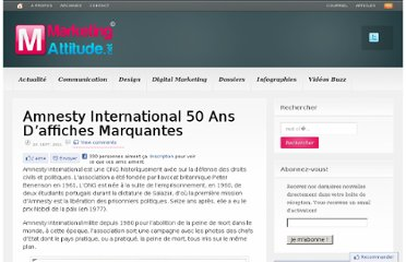 http://www.marketingattitude.net/2011/09/amnesty-international-50-ans-d%e2%80%99affiches-marquantes/