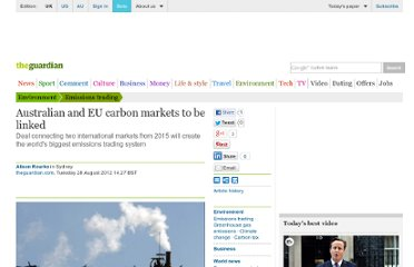 http://www.guardian.co.uk/environment/2012/aug/28/australia-eu-carbon-markets