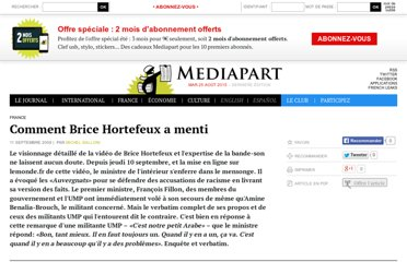 http://www.mediapart.fr/journal/france/110909/comment-brice-hortefeux-menti