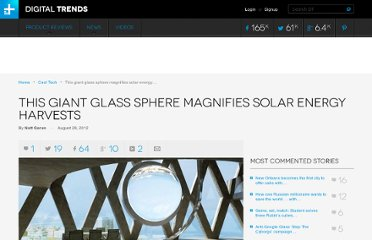 http://www.digitaltrends.com/cool-tech/giant-glass-sphere-solar-energy-generator/#ixzz24sPq47LA