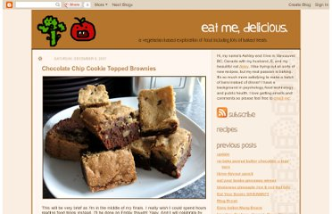 http://www.eatmedelicious.com/2007/12/chocolate-chip-cookie-topped-brownies.html