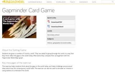 http://www.gapminder.org/downloads/card-game/