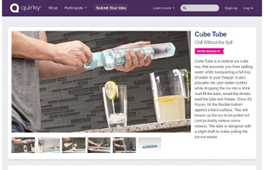 http://www.quirky.com/products/274-Cube-tube-ice-tubes