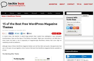 http://techie-buzz.com/wordpress-themes/15-of-the-best-free-wordpress-magazine-themes.html