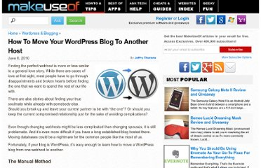 http://www.makeuseof.com/tag/move-wordpress-blog-host/