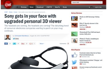 http://news.cnet.com/8301-17938_105-57502795-1/sony-gets-in-your-face-with-upgraded-personal-3d-viewer/