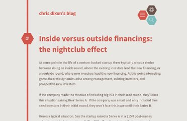 http://cdixon.org/2010/06/08/inside-versus-outside-financings-the-nightclub-effect/