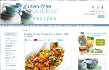 http://glutenfreegoddess.blogspot.com/2009/05/roasted-yellow-tomato-salsa-recipe-with.html