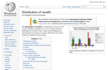 http://en.wikipedia.org/wiki/Distribution_of_wealth