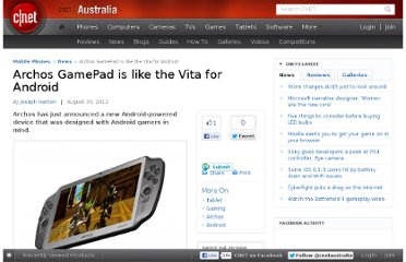http://www.cnet.com.au/archos-gamepad-is-like-the-vita-for-android-339341345.htm