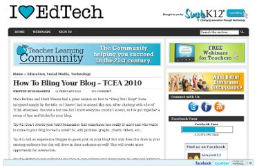 http://blog.simplek12.com/social-media/how-to-bling-your-blog-tcea-2010/
