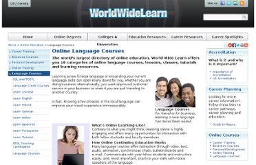 http://www.worldwidelearn.com/language-courses/index.html