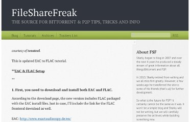 http://filesharefreak.com/tutorials/properly-ripping-to-flac-with-eac-099