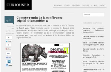 http://curiouser.fr/compte-rendu-de-la-conference-digitalhumanities-2/