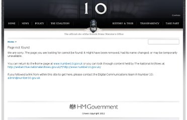 http://www.number10.gov.uk/Page20595