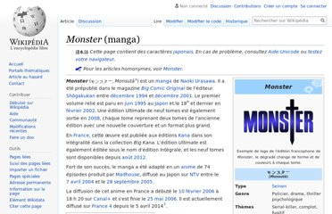 http://fr.wikipedia.org/wiki/Monster_(manga)