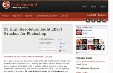 http://colorburned.com/29-high-resolution-light-effect-brushes-for-photoshop/