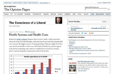 http://krugman.blogs.nytimes.com/2012/08/31/health-systems-and-health-costs/
