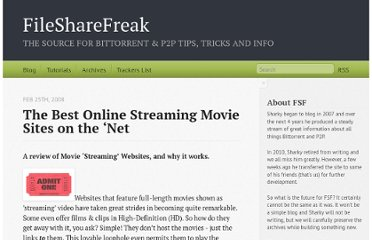 http://filesharefreak.com/2008/02/25/the-best-online-streaming-movie-sites-on-the-net