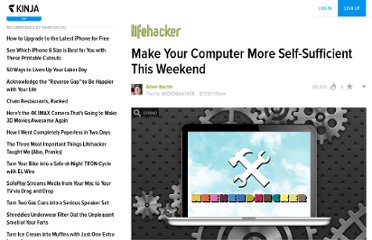 http://lifehacker.com/5939054/make-your-computer-more-self+sufficient-this-weekend
