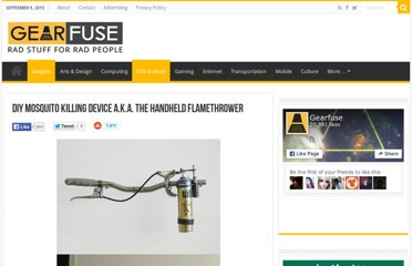 http://www.gearfuse.com/diy-mosquito-killing-device-a-k-a-the-handheld-flame-thrower/