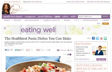 http://www.oprah.com/food/Healthy-Pasta-Dinner-Recipes-Easy-Pasta-Recipes?SiteID=stumble-healthiest-pasta-recipes