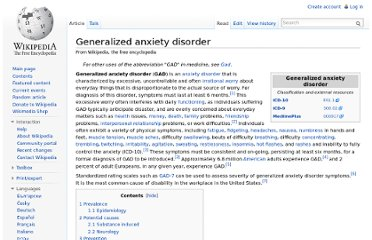 http://en.wikipedia.org/wiki/Generalized_anxiety_disorder