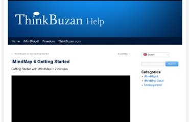 http://help.thinkbuzan.com/imindmap6/imindmap-6-getting-started