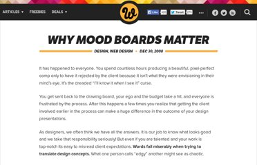 http://www.webdesignerdepot.com/2008/12/why-mood-boards-matter/