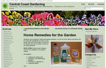 http://centralcoastgardening.com/2009/10/home-remedies-for-the-garden/