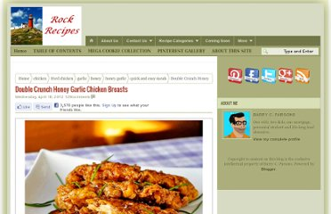 http://www.nlrockrecipes.com/2012/04/doube-crunch-honey-garic-chicken.html