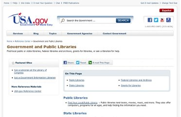 http://www.usa.gov/Topics/Reference-Shelf/Libraries.shtml