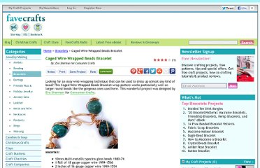 http://www.favecrafts.com/Bracelets/Caged-Wire-Wrapped-Beads-Bracelet-from-Consumer-Crafts/ml/1