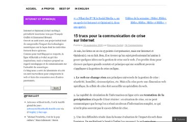 http://internetetopinion.wordpress.com/2009/09/16/15-trucs-pour-la-communication-de-crise-sur-internet/