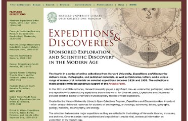 http://ocp.hul.harvard.edu/expeditions/